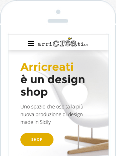 Arricreati Mobile