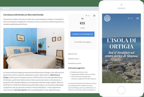 Design L'Isola di Ortigia