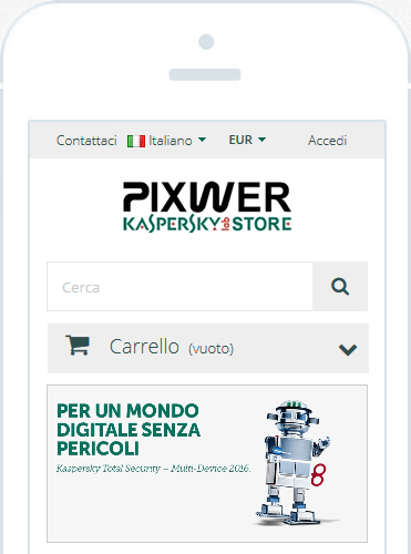 Pixwer Mobile