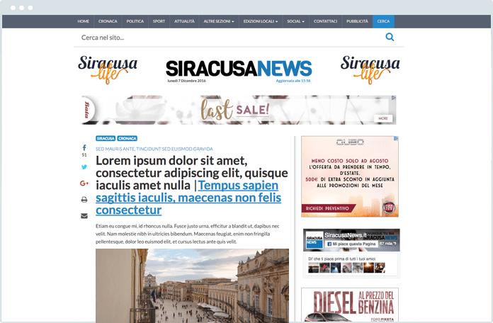 Design Siracusa News