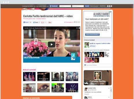 Sezione Video