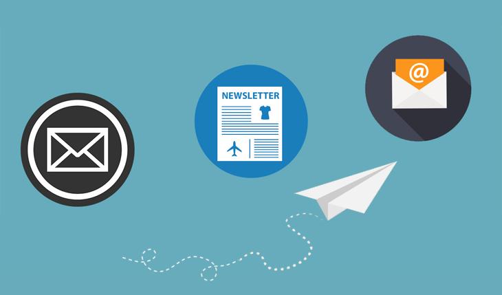 Una newsletter per aumentare la popolarità e la diffusione