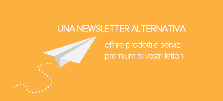 una newslette alternativa