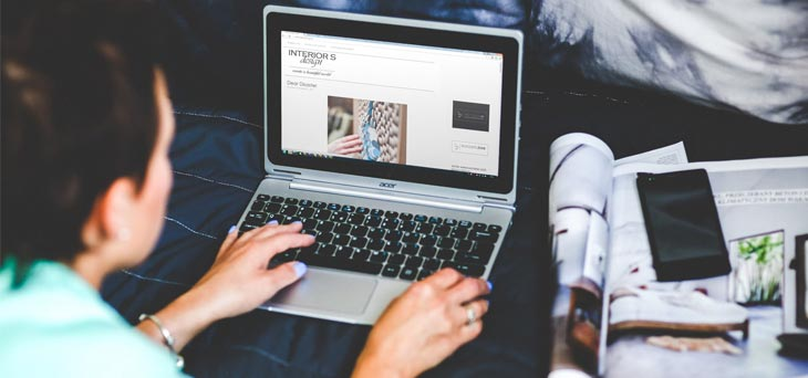 Il blog aziendale lavora per voi