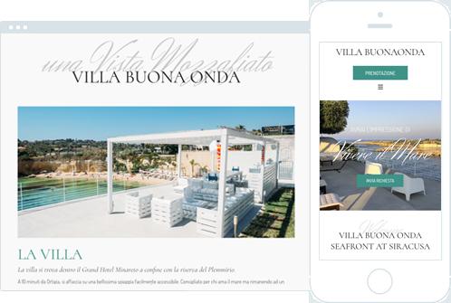 Design Villa Buona Onda