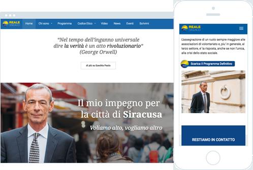 Design Website Ezechia